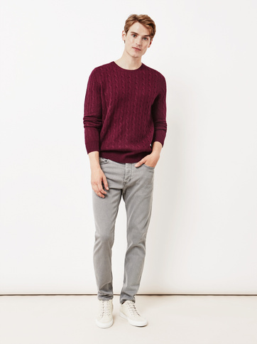 Product thumbnail of Men's Cable Knit