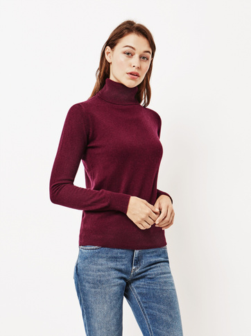 Product thumbnail of Women's Plain Turtle Neck