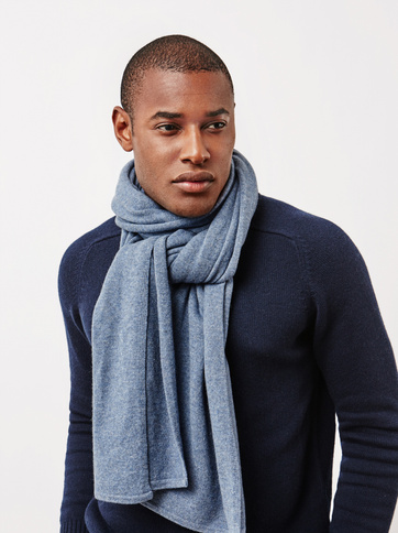 Product thumbnail of Men's Plain Knitted Scarf