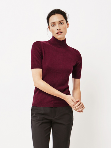Product thumbnail of Women's Short Sleeve Turtle Neck