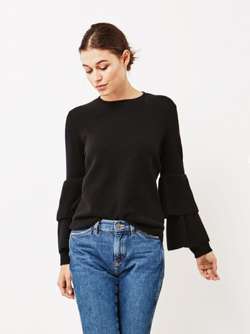 Product thumbnail of Women's Bell Arm Sweater