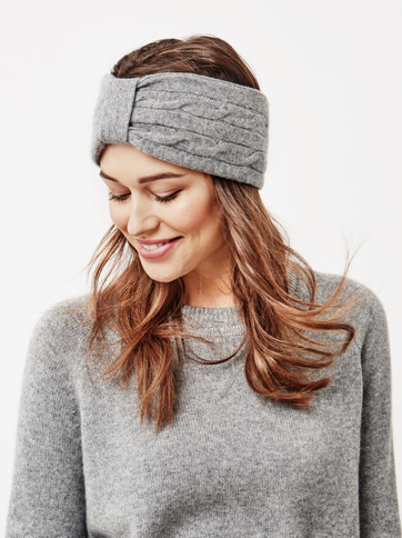 Product thumbnail of Women's Cable Knit Headband