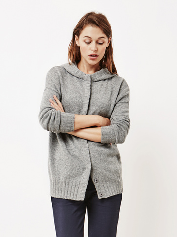 Product thumbnail of Women's Hoodie with Buttons