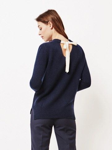 Product thumbnail of Women's Back Ribbon Sweater