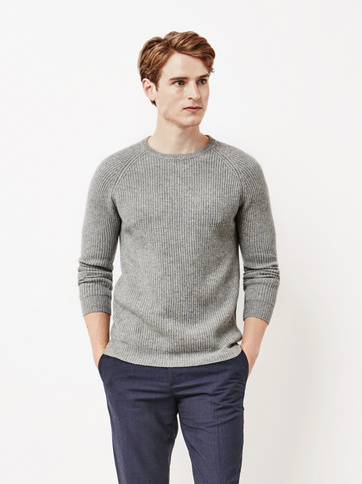 Product thumbnail of Men's Ribbed Sweater