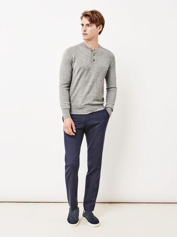 Product thumbnail of Men's Rugby Collar Sweater